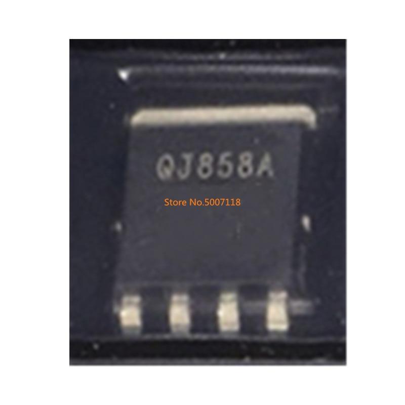 3 pçs/lote SQJ858AEP-T1-GE3 QJ858A QFN 100% Novo origina