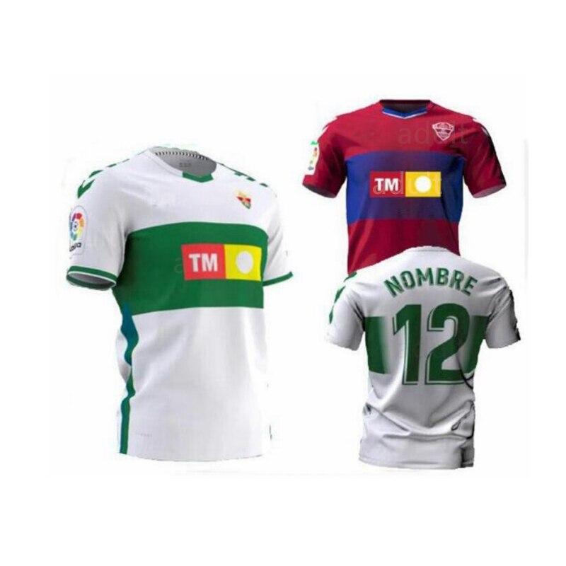 Camiseta de fútbol del equipo ELCHE CF maison lomo Rodríguez 8 FIDEL...