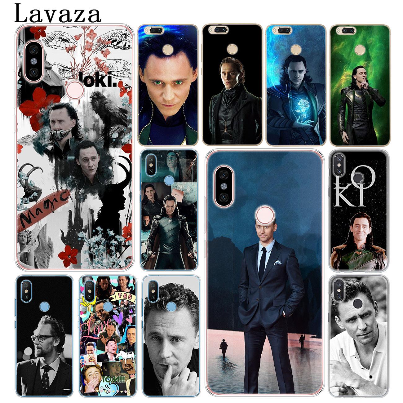 Lavaza Tom Hiddleston Loki Hard Phone Cover Case for Xiaomi Redmi 8A 7A 6A 5A K20 K30 Note 8 8T 7 5 6 Pro Cases