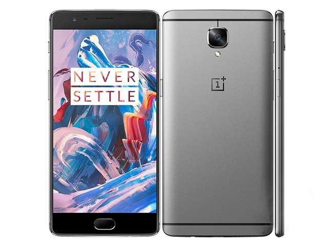 New Unlock Original Global Rom Oneplus 3T A3010 Android Smartphone 5.5