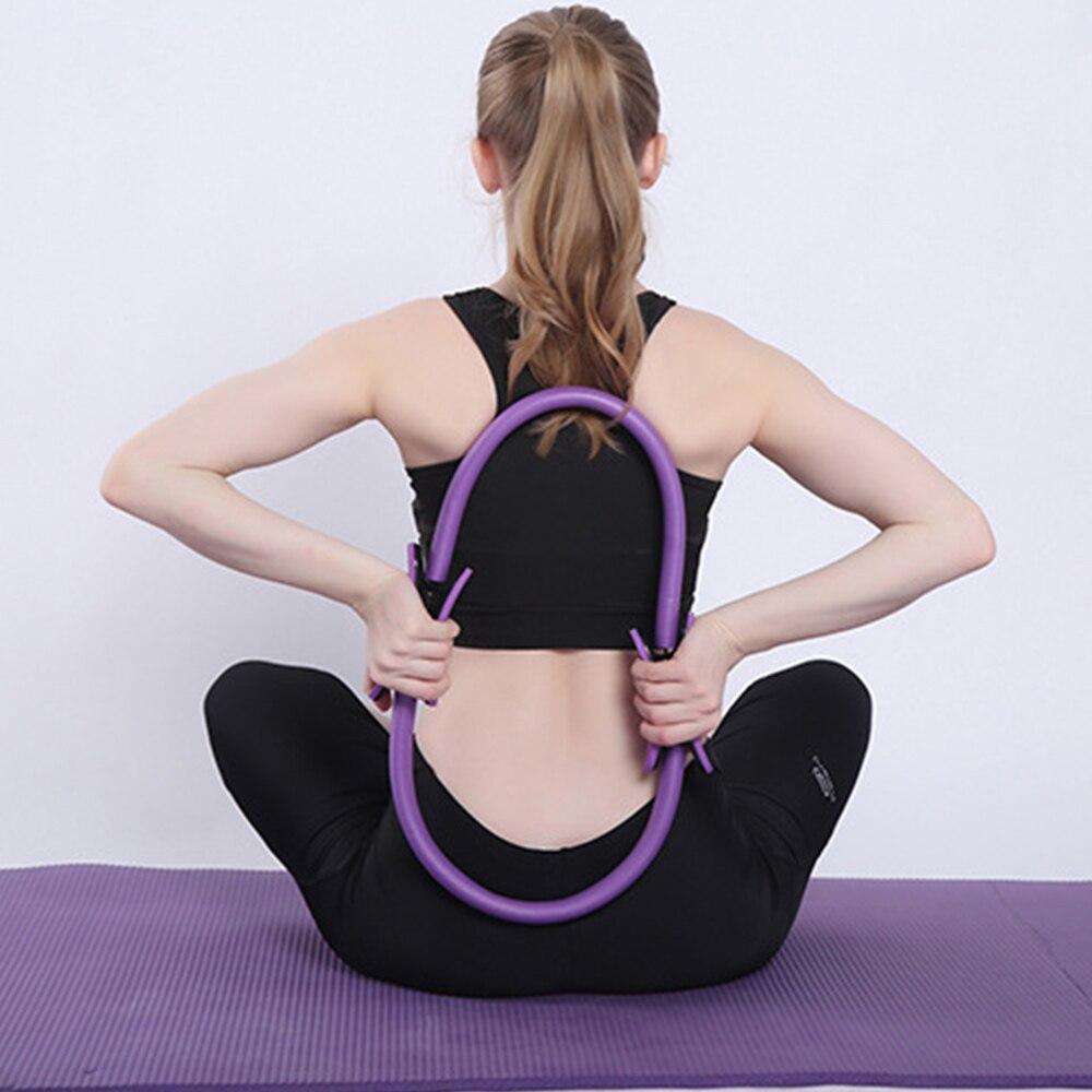 Anillo profesional de Circulo de yoga, Pilates, deportes, anillo mágico para mujeres, fitness, deportes, resistencia, gimnasio, ejercicio, Pilates, accesorios