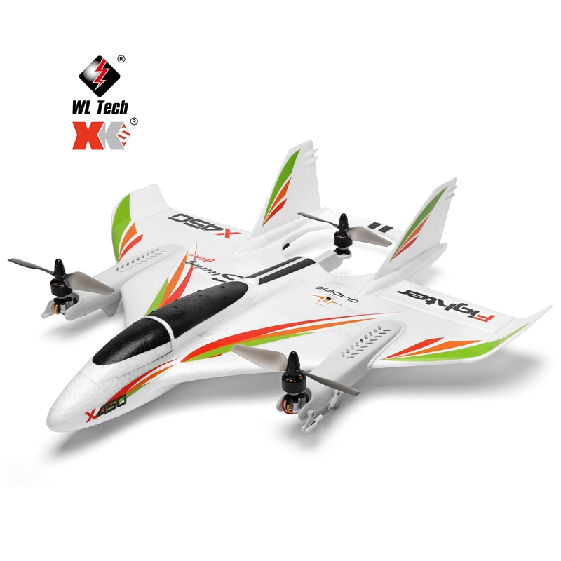 WLtoys XKS X450 RC Glider Plane Spare Parts Brushless Motor Kits X450-0007 0008 0009 Motor Machinery Original Accessories enlarge