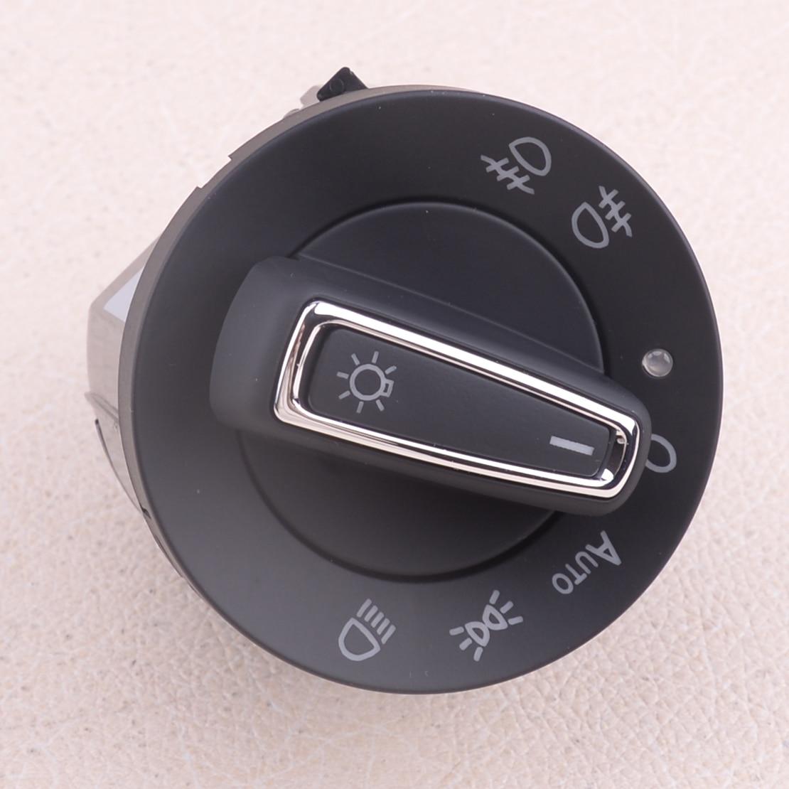Citall módulo de controle interruptor do farol automático apto para vw golf jetta tiguan touran passat scirocco 5nd941431