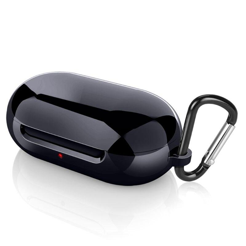 Funda protectora de TPU funda completa para accesorios de auriculares de botón Samsung Galaxy