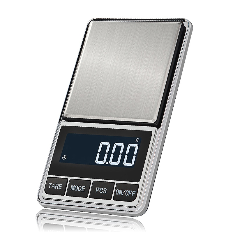 Digital Pocket Scale Precision Jewelery scale Gram Weight for Kitchen Jewelry Drug weight Balance