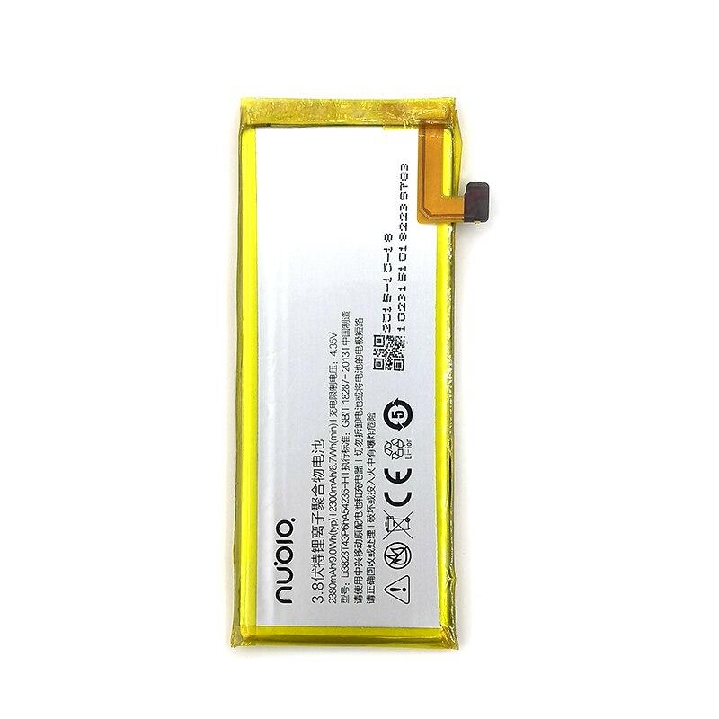 """Nuevo Original Li3823T43P6hA54236-H batería de 2300mAh para ZTE Blade S6 5,0 """"QingYang 2 A880 B880 G717C G718C Nubia Z7 mini NX507J"""