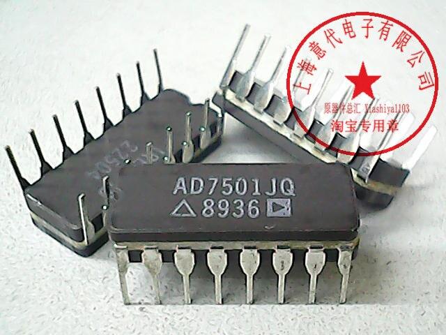 5 قطعة AD7501JQ DIP-16