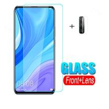 9H Gehärtetem Glas für Huawei Y9a Y5 Y6 Y7 Y9 Prime 2019 Y6s 2020 Kamera Objektiv film auf HuaweiY6s 2019 y 6s 2019 Protector Glas