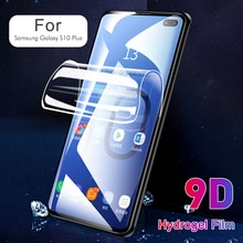 9D Гидрогелевая пленка для Samsung Galaxy S20 Ultra S10 Lite 5G S9 S8 Plus S10e Note 10 Lite Pro Note 9 8 Z Flip s20