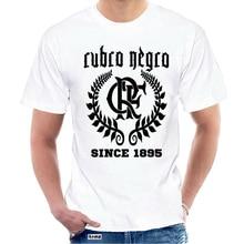 Flamengo Brasil Futbol Futebol Soccerer t-shirt Camisa Clube De Regatas Rubo Negro 020806 7998Z