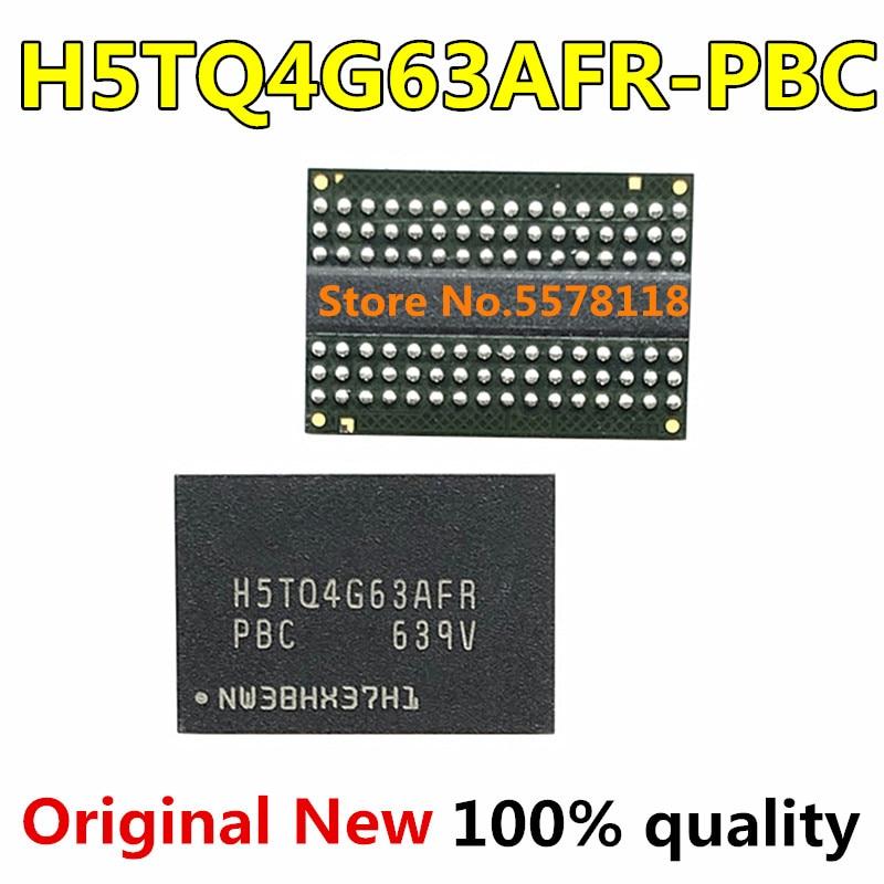 1PCS ~ 10PCS 100% Novo H5TQ4G63AFR-PBC H5TQ4G63AFR BGA96 Chipset