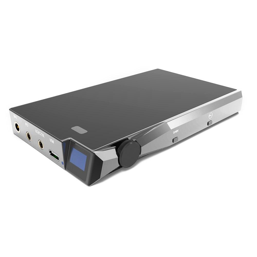 YinLvMei M400 AK4499 DAC 32 бит/384 кГц DSD256 полностью сбалансированный DAC Amp
