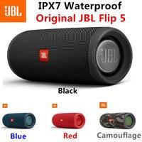 Bluetooth-Колонка JBL Flip 5 портативная Водонепроницаемая IPX7