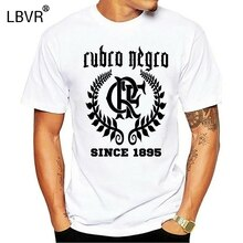 Flamengo Brasil Futbol Futebol Soccerer T Camisa Clube De Regatas Rubo Negro 020806