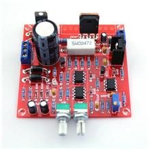 0-30V 2mA-3A ajustable DC regulada fuente de alimentación DIY Kit de protección corta