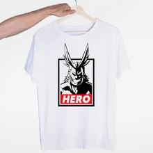 T-shirt homme/femme imprimé My Hero Academia Boku No Hero Academia, décontracté t-shirt Hip-Hop, Top T-shirts