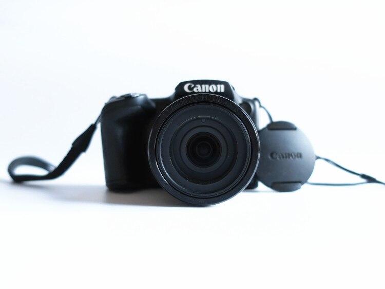 Б/у камера Canon PowerShot SX410 IS с 20 мегапиксельными и 40-кратным оптическим зумом