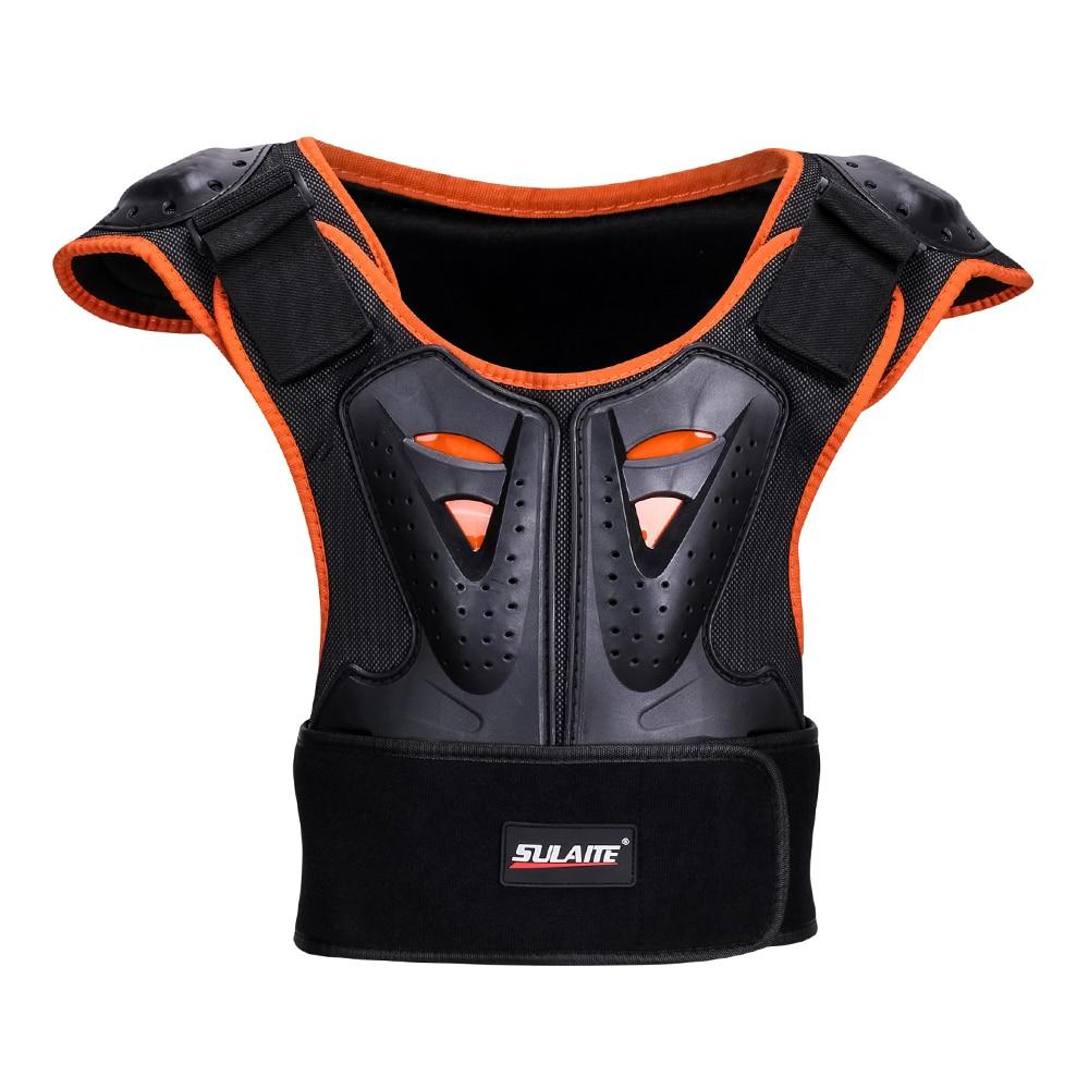 2020 Motocross niños armadura de cuerpo protección chaleco Motocross Enfant Brandoo mejor oferta chaleco