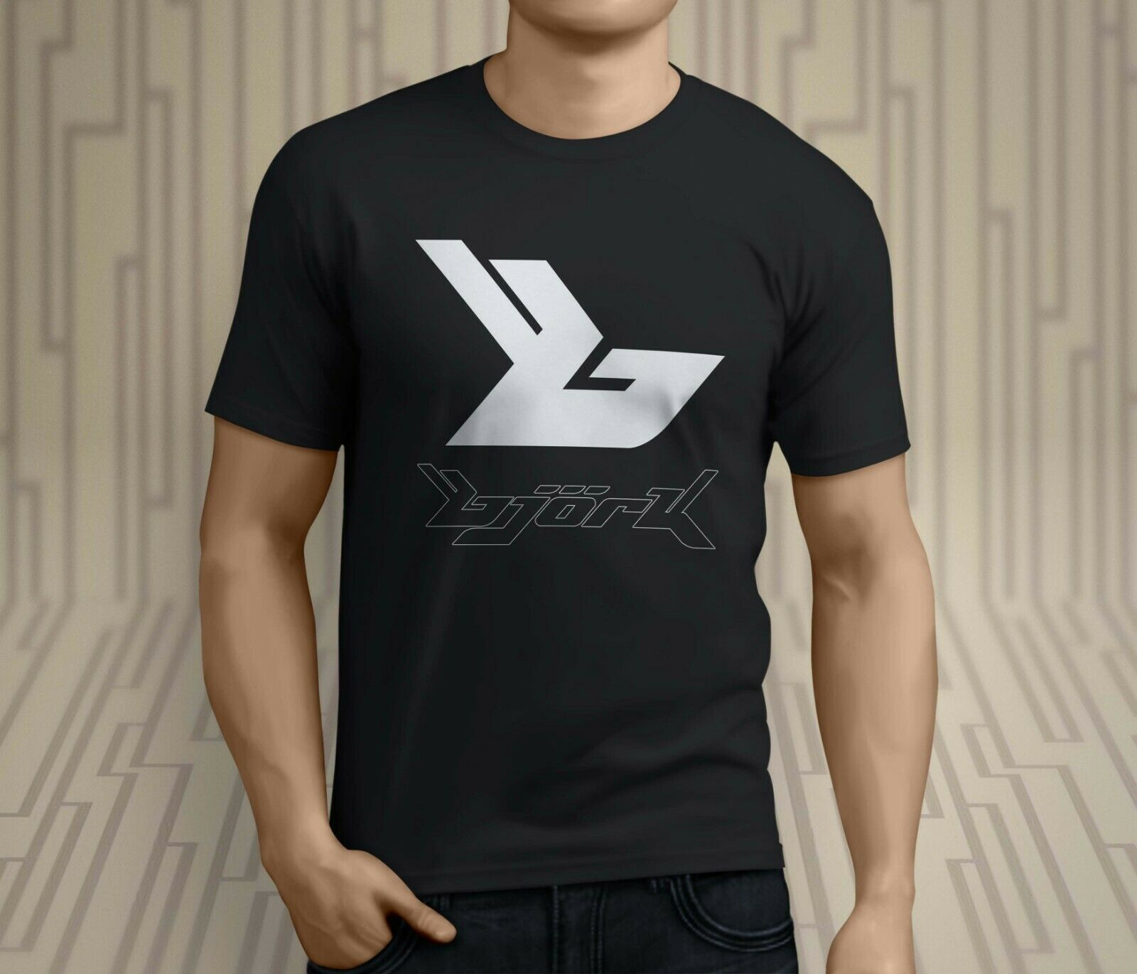 Novo popular bjork homogenic masculino t camisa tamanho s 3x