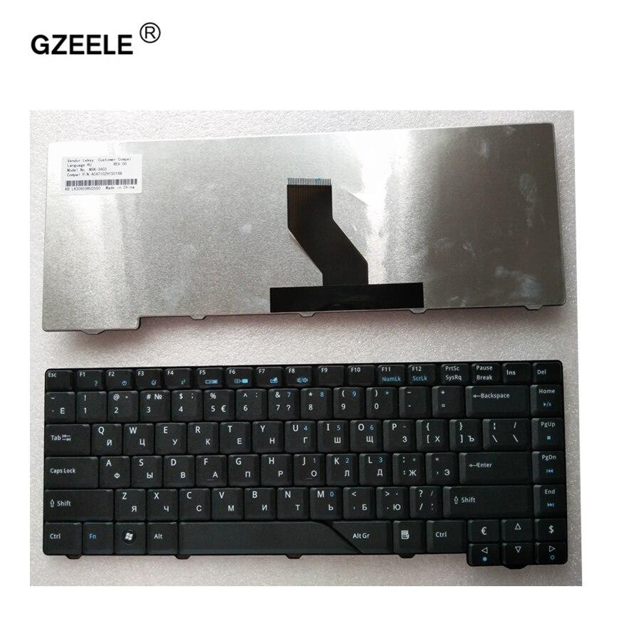 Teclado ruso para portátil, para Acer Aspire 5715, 5715Z, 5720G, 5720Z, 5720ZG,...