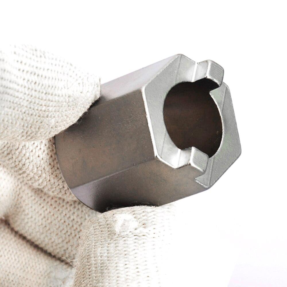 Juego de herramientas de extracción, 1 unidad de amortiguadores para VW, toma de reducción de velocidad delantera y trasera, manguito Digonal, herramientas de taller de automoción
