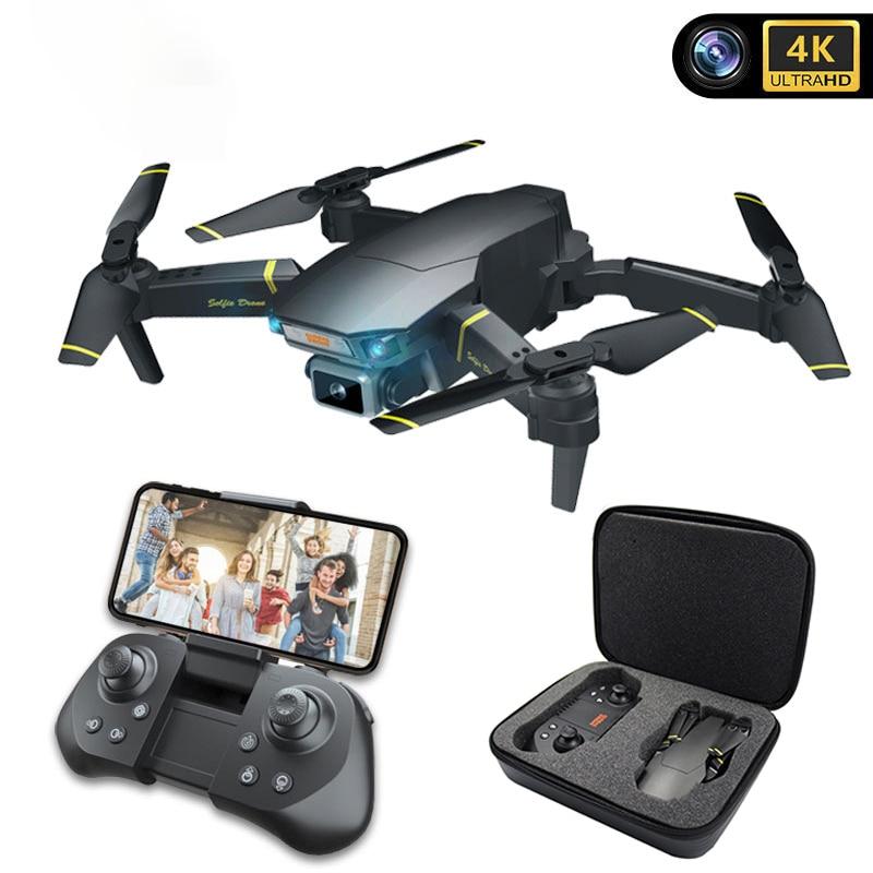 Zangão global gd89 pro drones hd 4k com câmera rc helicóptero zangão 360 graus flip dobrável quadcopter drone vs e58 s9w dropship