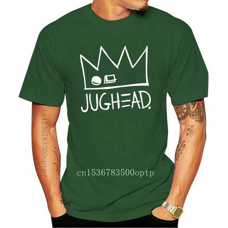 New Riverdale Jughead Jones T-Shirt Men'S Women'S Cotton Tee Cool Gift Personality Tee Shirt