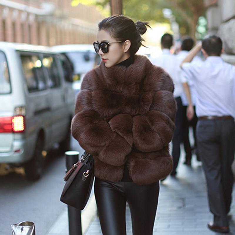 Тедди пальто из искусственного меха длинная пушистая куртка женская элегантная Высококачественная толстая супер размер реальное фото зим...