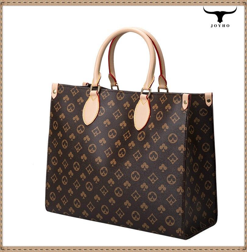 Luxury Handbags Women Bags Designer Large Capacity Tote Bag Famous Brand Leather One-Shoulder Handbags for Women Shopper Bag