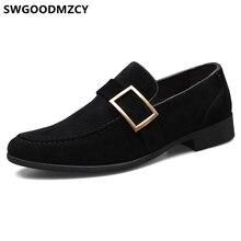 formal shoes men classic italian brand party shoes for men loafers Coiffeur elegant shoes for men luxury designer sepatu slip on
