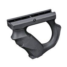 Tactifans Vorne Grip für 20 mm Schiene Gel Blaster Paintball Jagd Armee Taktische Spielzeug Pistole Zubehör