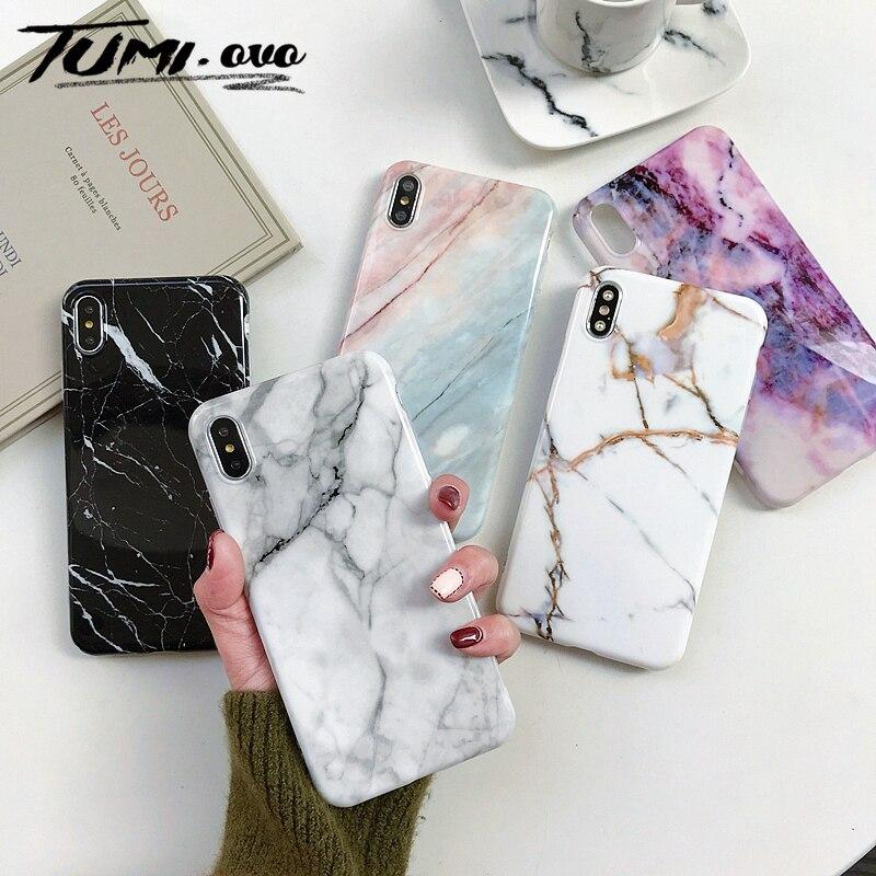 Мрамор Мягкий силиконовый чехол для телефона для samsung Galaxy S10 S9 плюс S10E S8 S7 край A70 A50 A10 A20 A30 A70 M10 Note 9 8 A6 2018 A7 A9 чехол