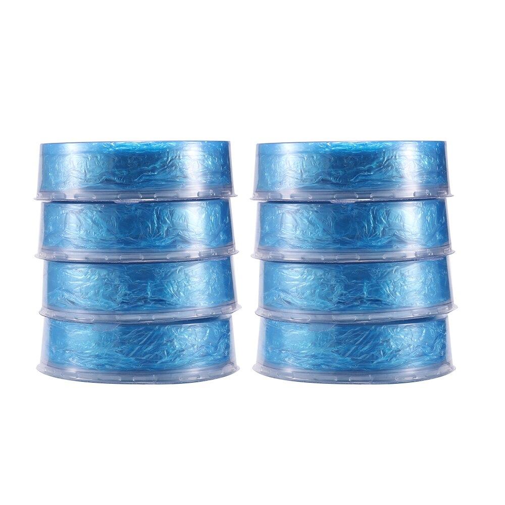 1-8 Pcs Bady Diaper Refill Bags Ideal For Diaper Diaper Pails Degradable Garbage Plastic Convenient Trash Waste Replacement Bag