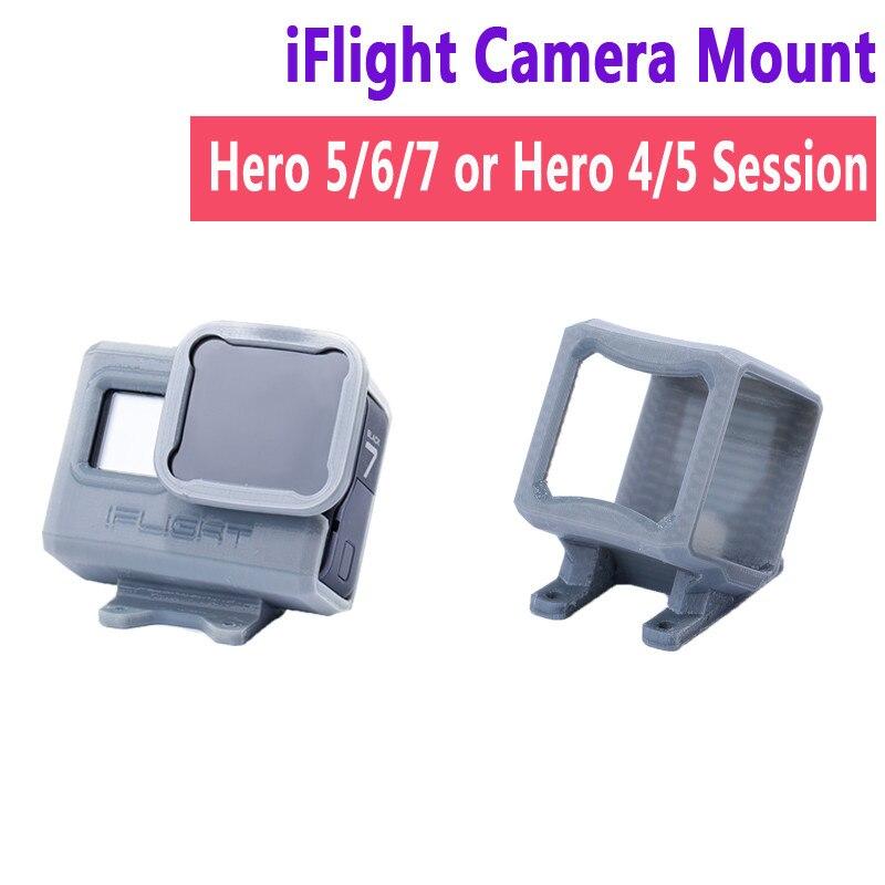 IFlight Nazgul5 227mm 4 S 6S FPV Drone de course bricolage Accs pièce de rechange support de caméra pour Gopro Hero 4/5/6/7 & XL V4 série cadre Kit