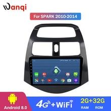4G Lte Alle Netcom android 8.0 auto PC DVD GPS Navigation-Player Auto Stereo Für CHEVROLET 2010-2014 Funken beat