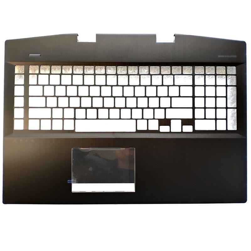 For HP OMEN 17-CB 17-cb0006ng AM2K0000310 AM2K0000320 Laptop Palmrest Upper Case US Backlit Keyboard enlarge