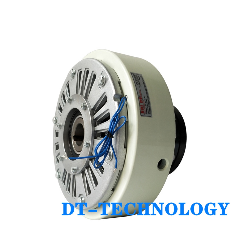 FL50B-1 5 كجم الجوف رمح المغناطيسي مسحوق الفاصل لف الفرامل ل التوتر التحكم التعبئة الطباعة التعبئة والتغليف آلة الصباغة