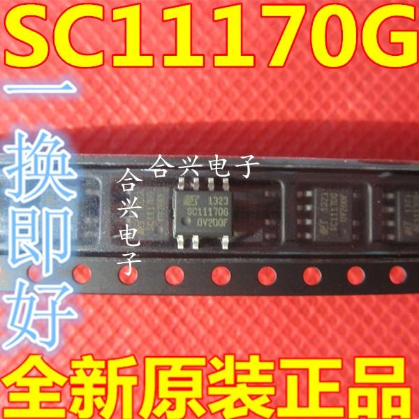 100% novo & original SC1117DG-TL SC111706 SC11170G SOP7