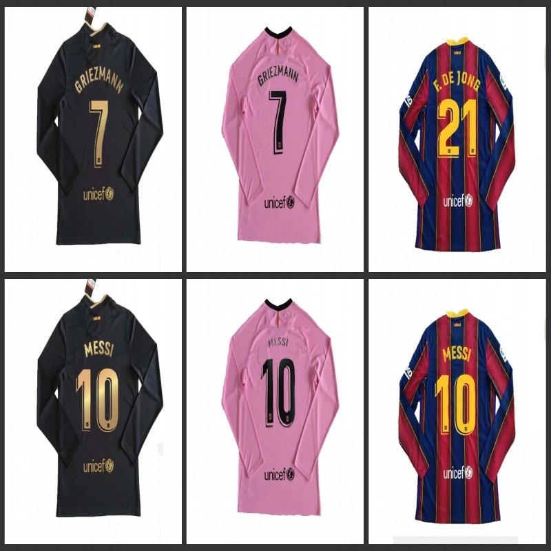 Camiseta de fútbol DE Barcelona para hombre, camiseta de fútbol, camiseta de...