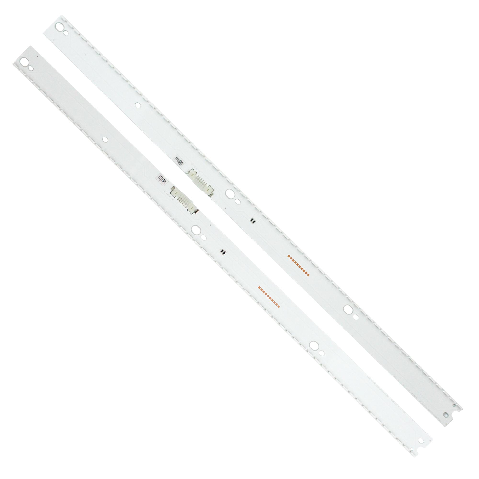 LED الخلفية قطاع لسامسونج UE49MU6449 UE49MU6445 UE49MU6442 UE49MU6440 UE49MU6409 UE49MU6405 UE49MU6402 CY-KK049HGEV1H
