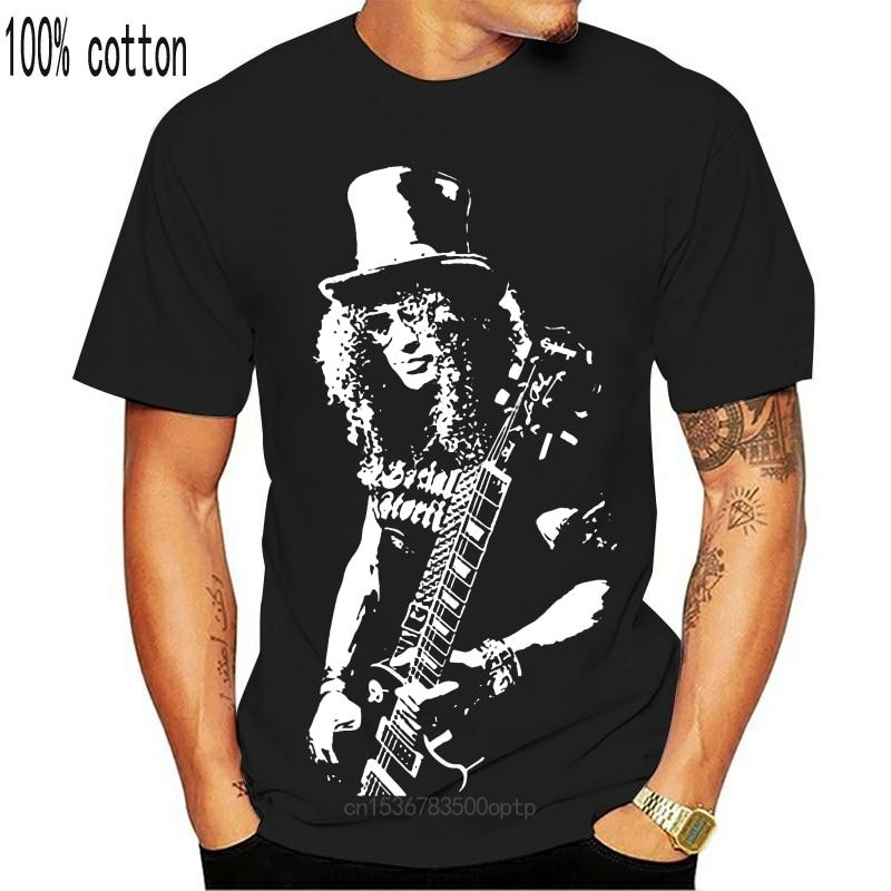 New Slosh Rock Bond T Shirt Gun N Roses Mens Short Sleeve Design Shirt High Quolity Print Shirts