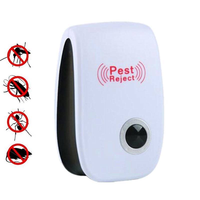 1 шт. устройство для отпугивания тараканов, насекомых, крыс, пауков, комаров, борьбы с вредителями