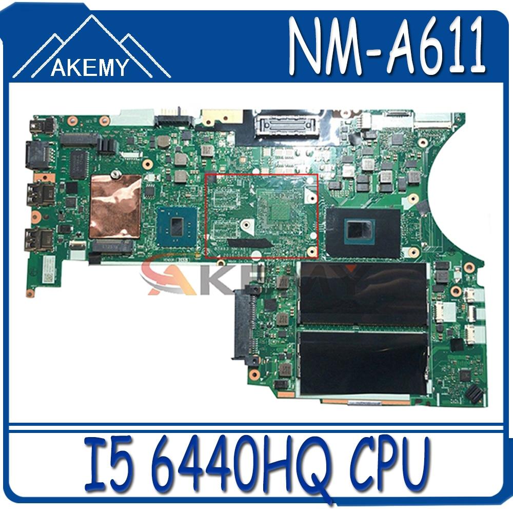 Akemy BT463 NM-A611 لينوفو ثينك باد T460P دفتر اللوحة I5 6440HQ FRU 01AV855 01YR831 01AV858 01HX066 01YR833