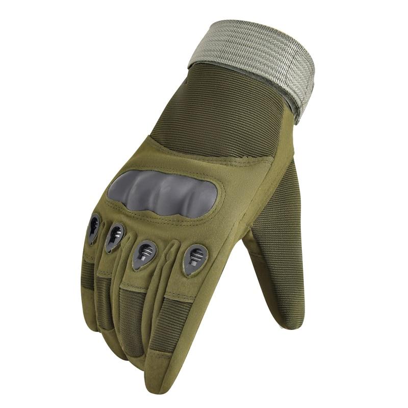 2020 neue Taktische Volle Finger Handschuhe Männer Frauen Reiten Radfahren Armee Militär männer Handschuhe Rüstung Schutz Shell Tactical Handschuhe