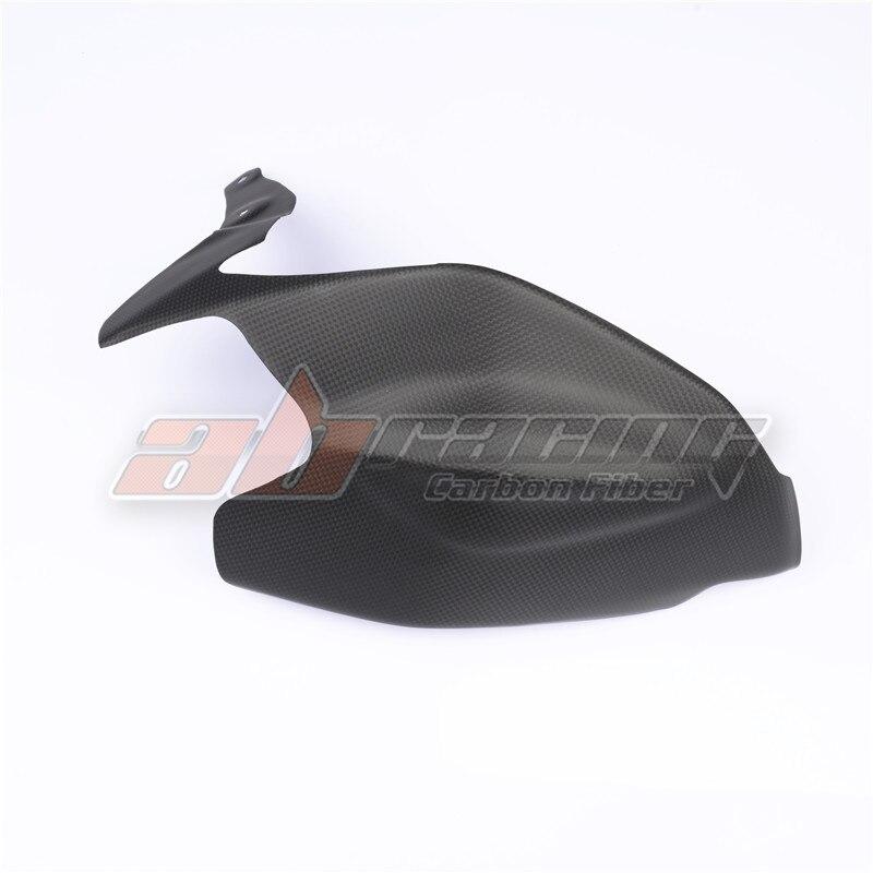 Swingarm غطاء ل Ducati 1199 1199R 1199S 1299 v2 Panigale Superbike ألياف الكربون الكامل 100%