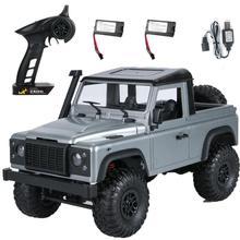 RC voitures MN 99S-A 112 4WD 2.4G radiocommande RC voitures jouets RTR chenille tout-terrain véhicule modèle pick-up