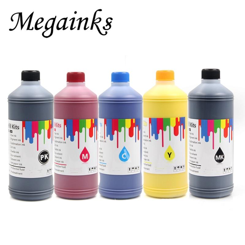 500ml pigmento de tinta para Epson SureColor de T3000 T5000 T7000 T3070 T5070 T7070 T3200 T3270 T5270 T7270 T5200 T7200 impresora