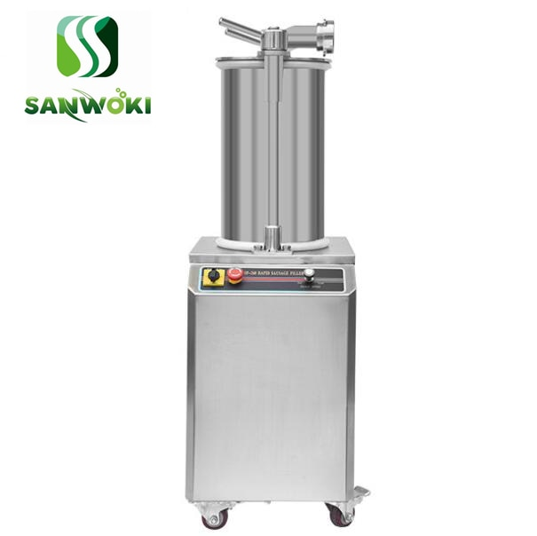 26л автоматический гидравлический шприц для сосисок, машина для изготовления сосисок