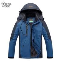 trvlwego 20 degree winter ski jacket super warm hiking men women waterproof breathable trekking jacket outdoor skiing coat