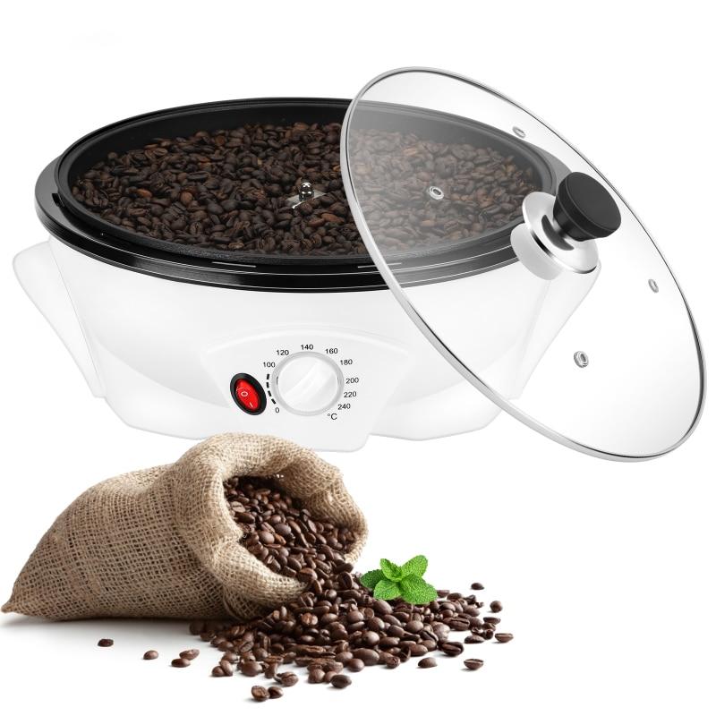 AUPORO Coffee Roasting Machine Household Roasting Machine Electric Roasting Machine Roasting Bean Machine US 110V